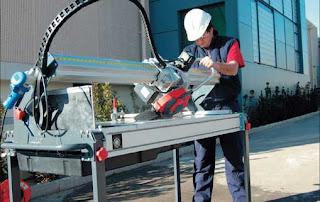Применение технологии алмазной резки при производстве и резке керамической плитки
