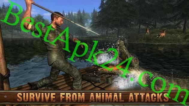 Amazon Jungle Survival Escape MOD APK (Unlimited Money) v1.3 Download 2