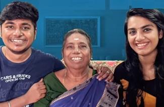 When Paati Comes Home   Stay Home Create Withme   Narikootam   Tamada Media