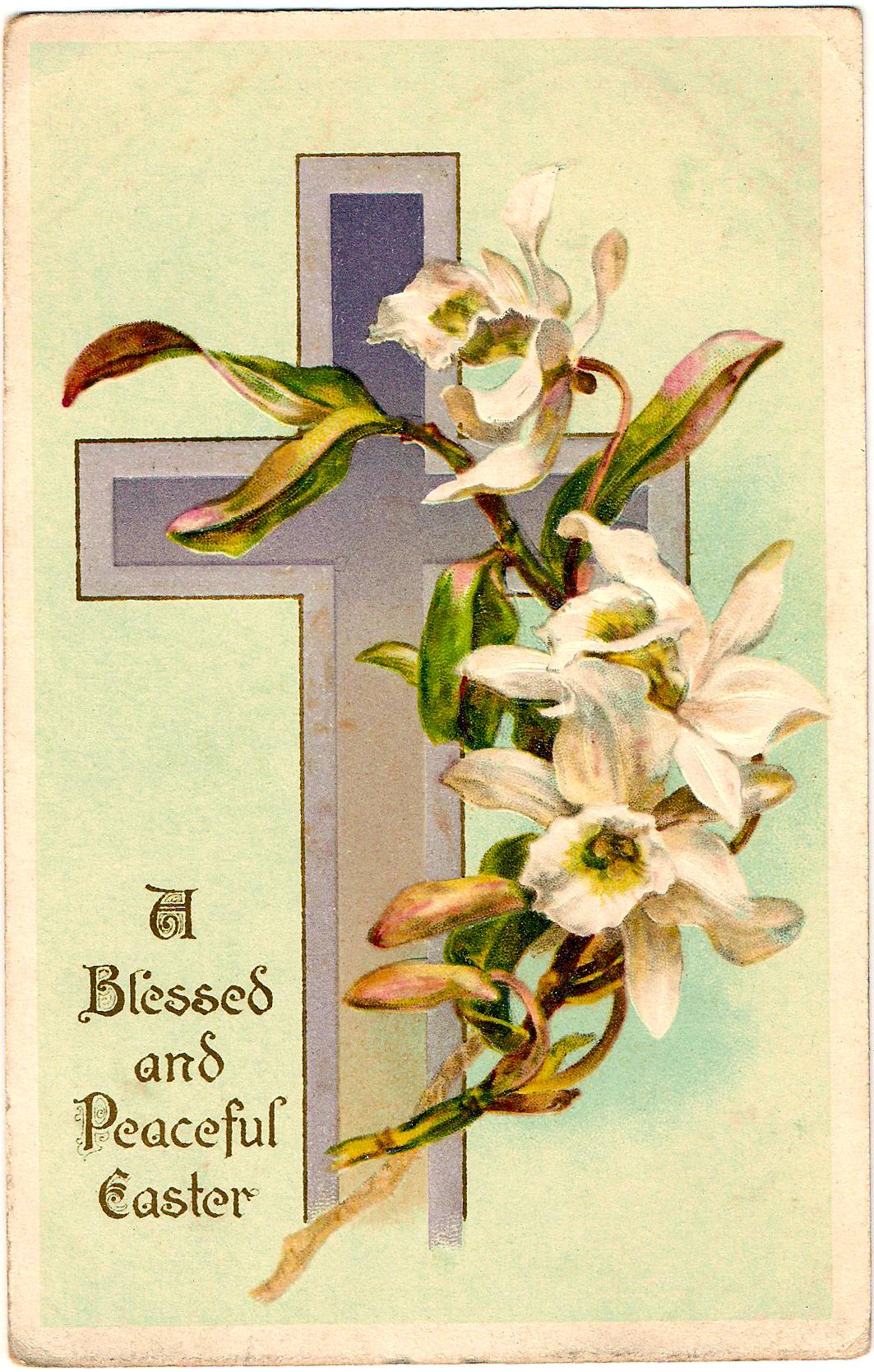 vintage spring clip art - photo #18
