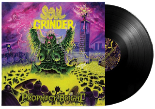 "Το τραγούδι των Soul Grinder ""Lost and Damned"" από το album ""Prophecy of Blight"""