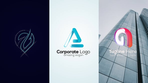 Sketch Minimal 3D Logo[Videohive][After Effects][29071857]