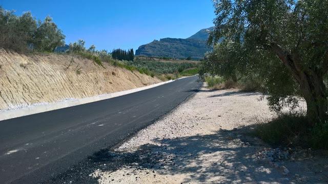 Προωθείται η έκπτωση του εργολάβου για το έργο του οδικού άξονα Νεμέα – Κούτσι