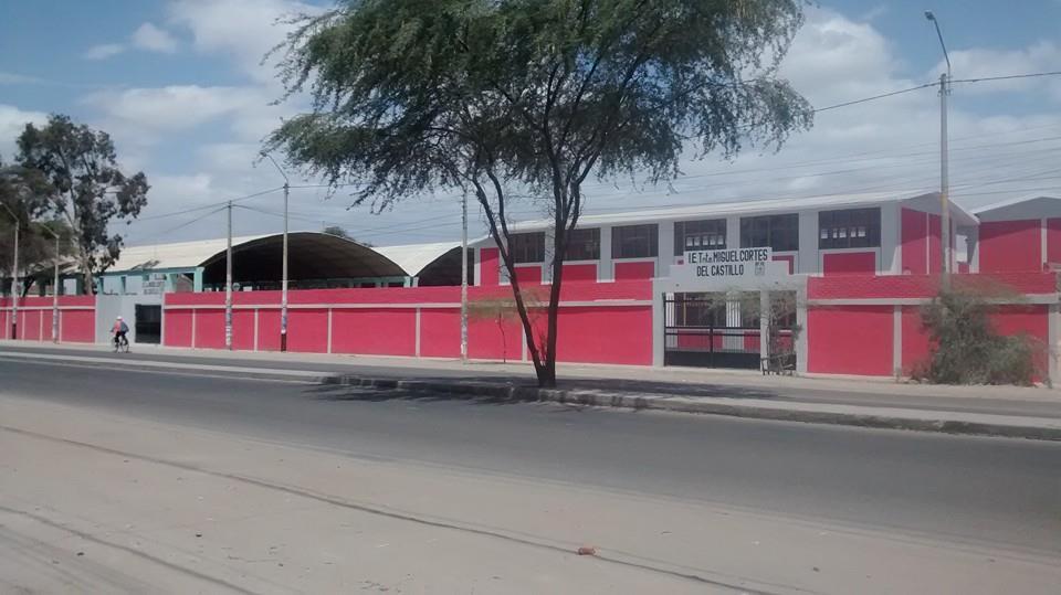 Colegio TENIENTE MIGUEL CORTES DEL CASTILLO - Castilla