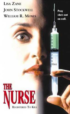 Poster Of The Nurse In Dual Audio Hindi English 300MB Compressed Small Size Pc Movie Free Download Only At worldfree4u.com