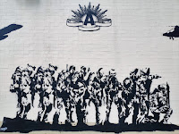 Wodonga Street Art | Sand