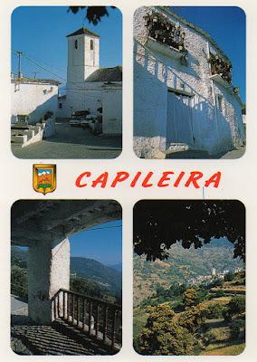 postal, Capileira