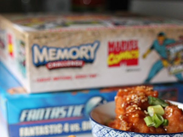 #AD General Tso's Sauce & a FANTASTIC Friday Night In