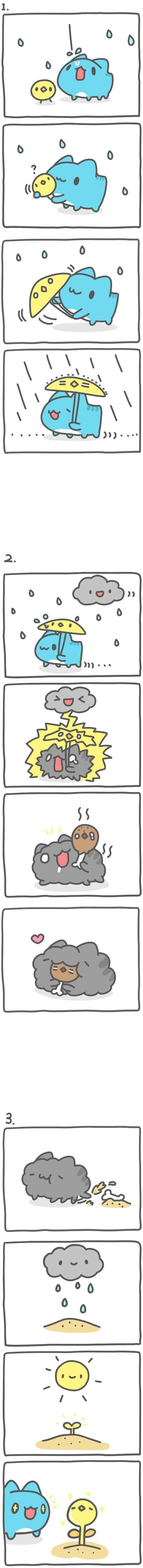 Truyện Mìn Lèo #460: Gà con