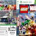 Capa LEGO Marvel Super Heroes Xbox 360