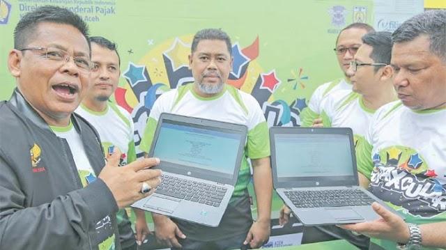 Aplikasi SuWarga Banda Aceh Dikembangkan