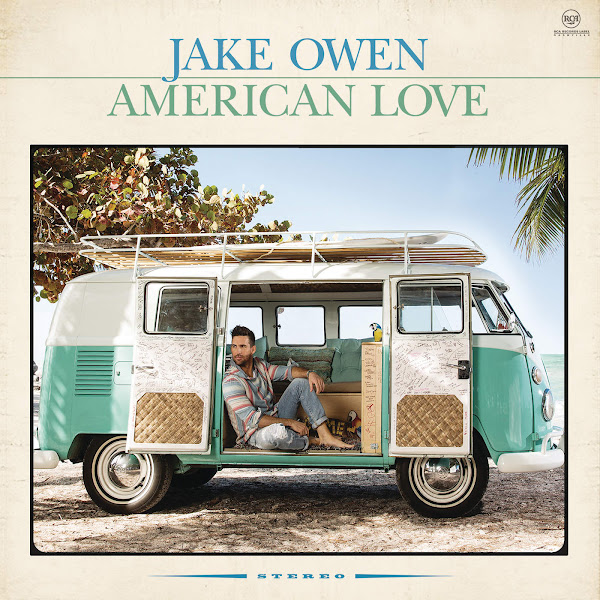 Jake Owen - American Love Cover