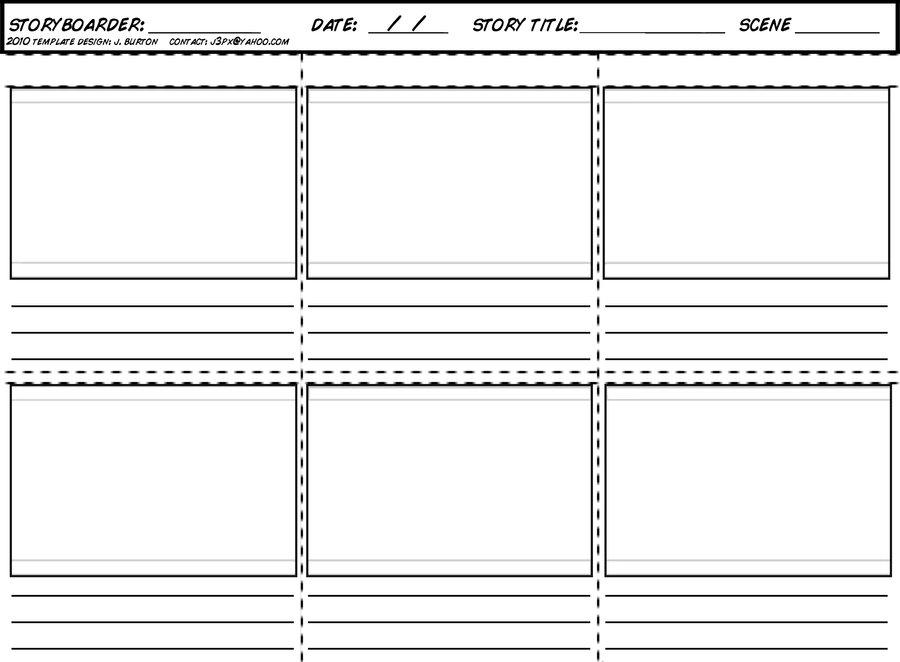 Kids Storyboard Template u2013 11+ Free Sample, Example, FormatDigital - digital storyboard templates