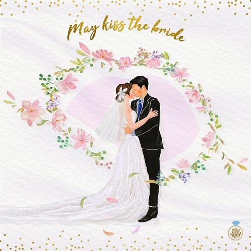 Lips-Bite – May Kiss The Bride – Single