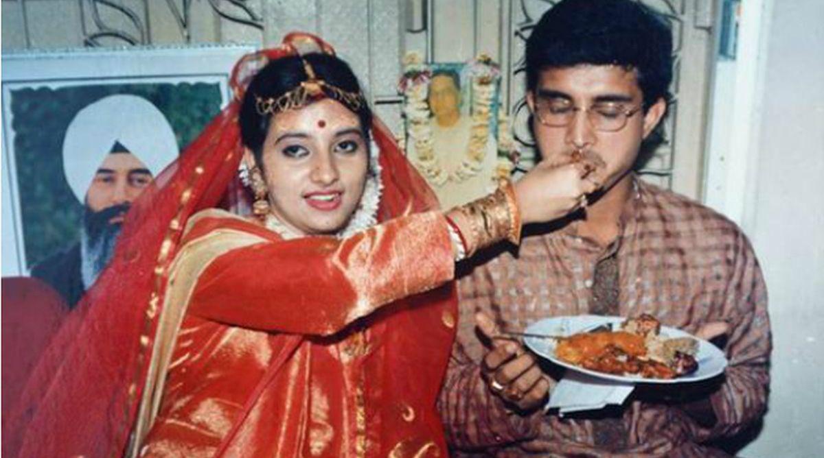 Sourav Ganguly WIFE