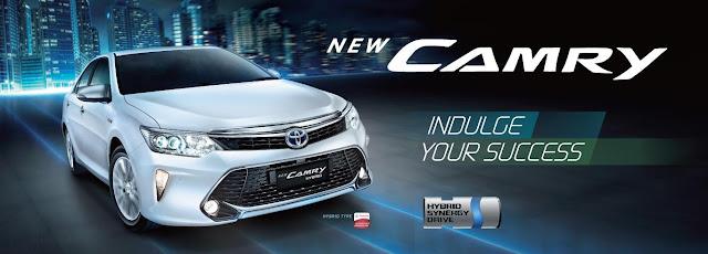 Intip Kelebihan serta Harga Camry Hybrid di Jakarta