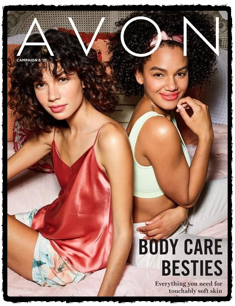 Body Care Besties! - AVON Flyer Campaign 6 2021 Online