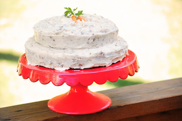 How Coarse To Grate Carrots For Carrot Cake