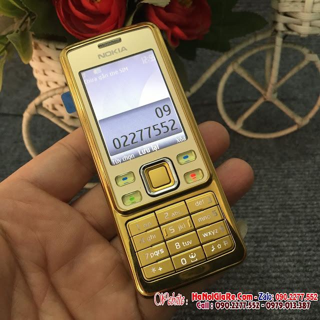 Bán Nokia 6300 chính hãng giá chỉ 550k tại  đường lý thường kiệt  giao hàng toàn quốc