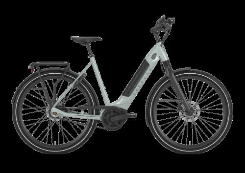 Beste elektrische fiets woon werk verkeer Gazelle C8plus