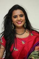 Manasa in Pink Salwar At Fashion Designer Son of Ladies Tailor Press Meet Pics ~  Exclusive 37.JPG