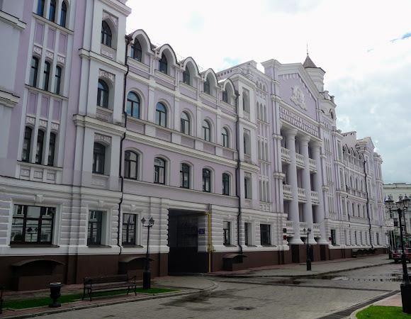 Сумы. Банковская академия. Главный корпус