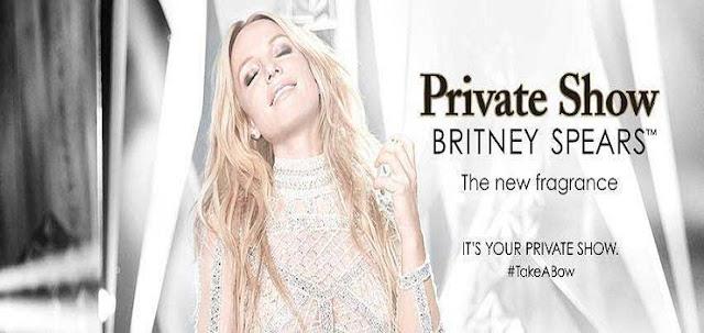 Parfum Keluaran Terbaru Britney Spears Dengan Nama Private Show Ini Mempunyai Aroma Yang Sangat Kuat