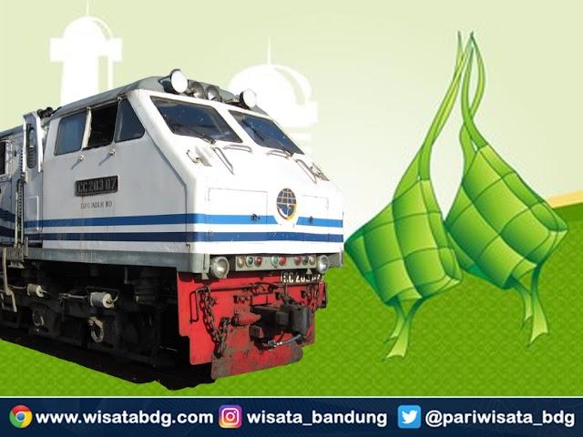 Bisa Dipesan Mulai 14 Februari 2020, Ini Jadwal Lengkap Pemesanan Tiket Kereta Api Masa Lebaran 2020