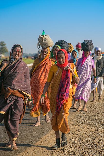 alandi yatra Sant Gyaneshwar pune varrais