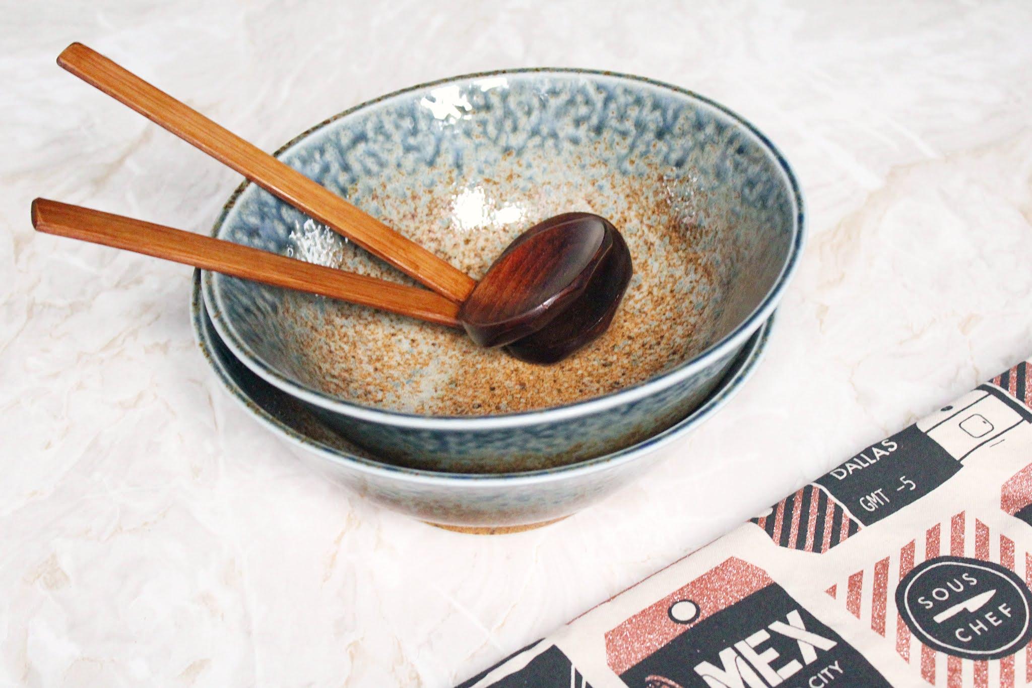 Sous Chef Chouseki Ramen Bowl Set | Christmas Gift Idea