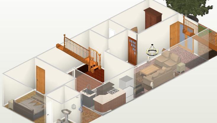 Planos de casas modelos y dise os de casas arquitectura for Casa moderna 80 metros cuadrados