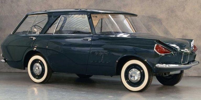 طراز Renault Project 900