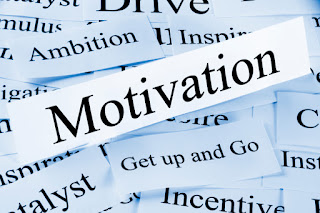 Motivated- ambition