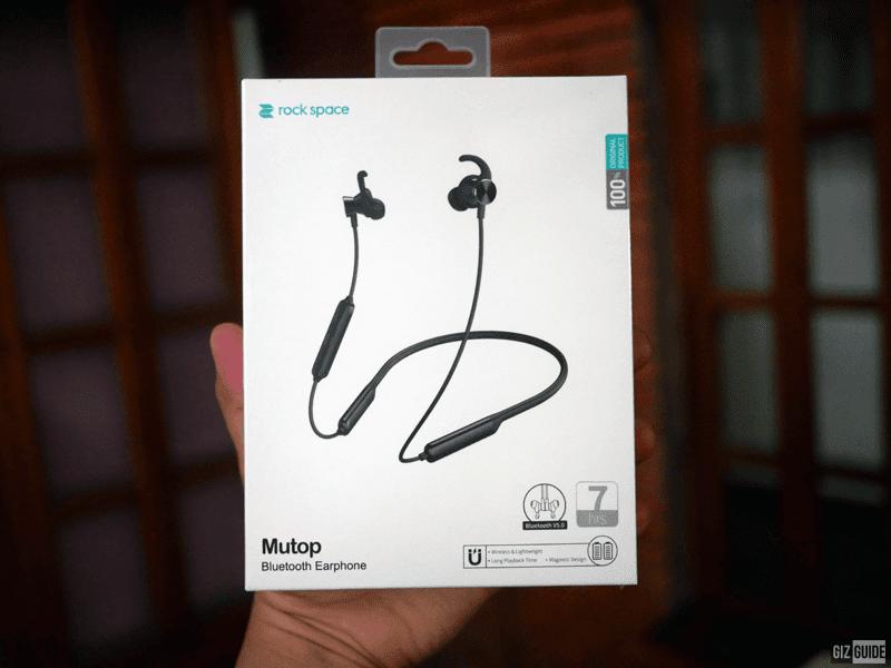 Mutop Bluetooth Earphones