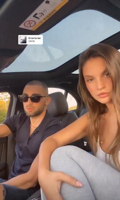 Termina la relazione tra Eros Grezda e Oriola Marashi, la modella si trasferisce in Italia