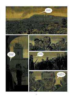 """Cómic: Reseña de """"Homónimos"""" de Antonio Navarro - Norma Editorial"""