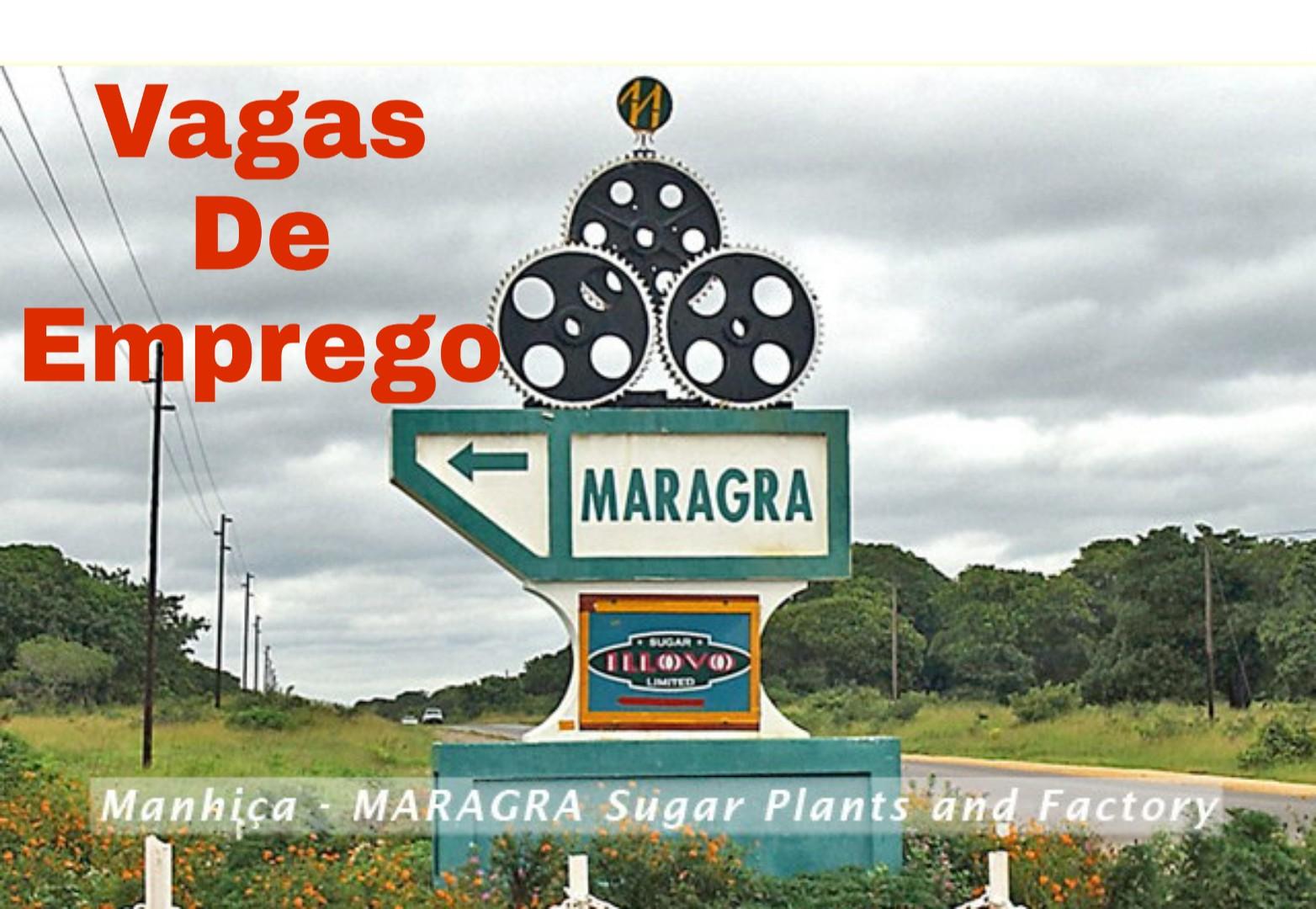 Sovagasmoz - Emprego na Maragra SA