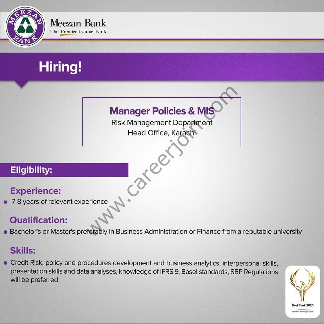Meezan Bank New Jobs 2021|How To Apply Online In Meezan Bank New Jobs 2021|#MeezanBank