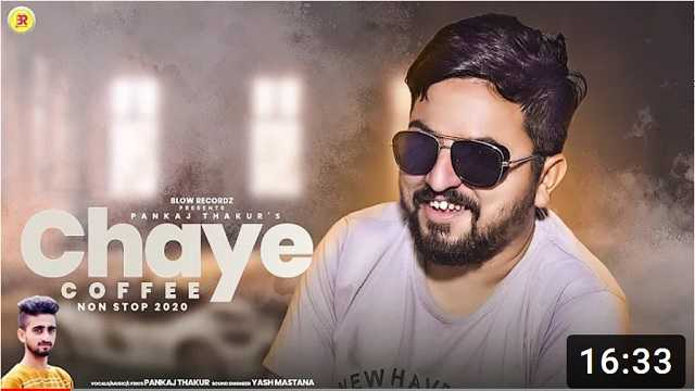 Chaye Coffee Non-Stop mp3 download - Pankaj Thakur ~ Gaana Himachali