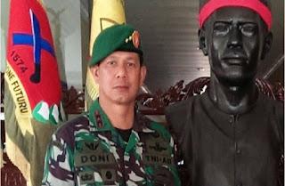 Mayor Jenderal TNI Doni Monardo