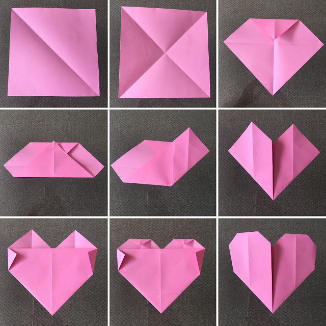 A step-by-step guide to create Positive Origami Hands.