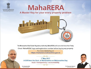 Real Estate Regulatory Authority Registration Online Status at www.rera.gov.in
