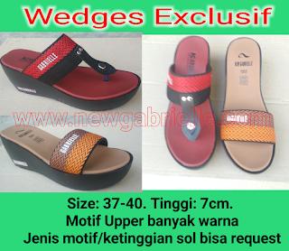Sandal Wedges NewGabrielle 18