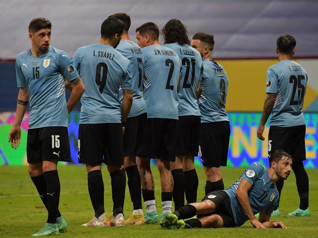 Uruguay selección
