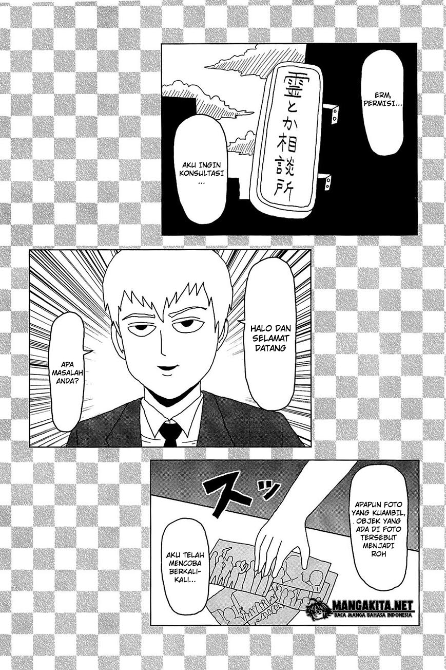 Mob Psycho 100 Chapter 15-22