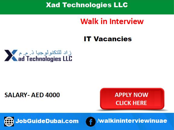 Career at Xad Technologies LLC for Telecom FTTH GPON Migration Technicians job in Dubai