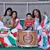Um 'Grande Rio' de amor! Porta-bandeiras  falam do desafio de ser mãe em meio aos compromissos do carnaval