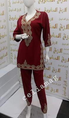 جبادور مغربي للنساء 2020 . موديلات تهبل