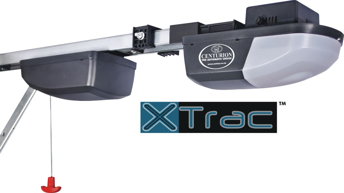 The Centurion Xtrac Quiet Safe And Reliable Centurion Systems