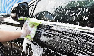 Cara Mencuci Mobil Agar Tidak Belang